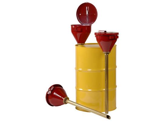 Drum Equipment for Hazardous Liquids