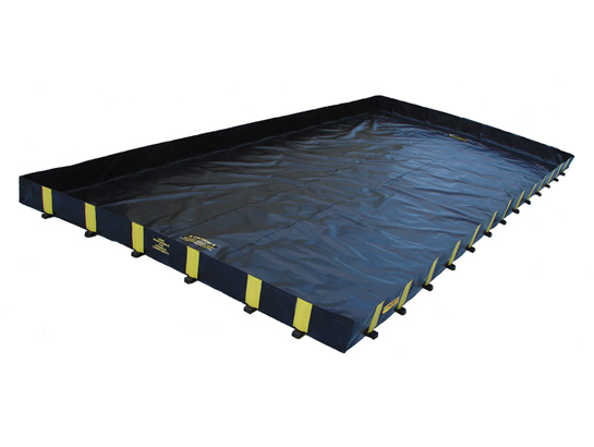 Flexible Spill Containment Systems - QuickBerms