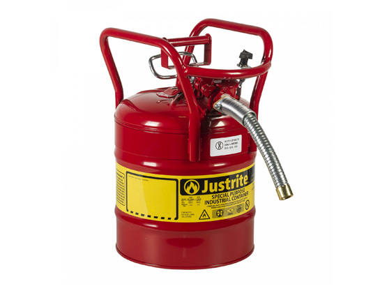 D.O.T.  (Type II AccuFlow™) Transport & Dispensing Safety Cans