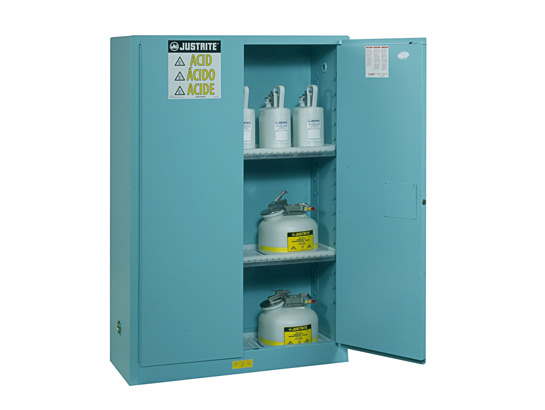 Flammable storage cabinet meet osha safe flammable for Aluminum kitchen cabinets saudi arabia