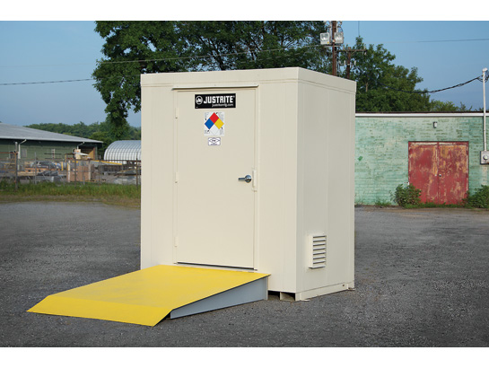 2-Hour Fire-Rated Lockers