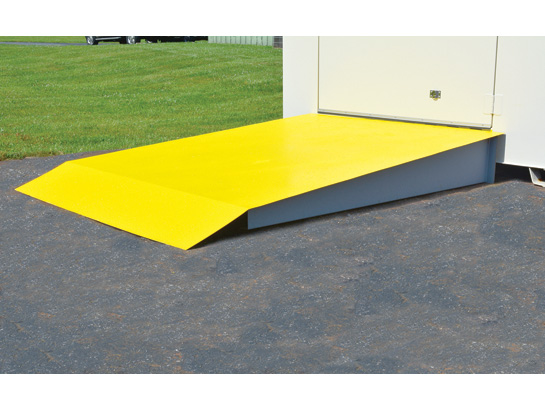 Optional Accessories for Outdoor Safety Lockers