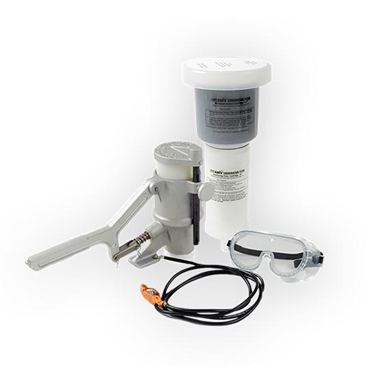 Aerosolv Aerosol Can Disposal System