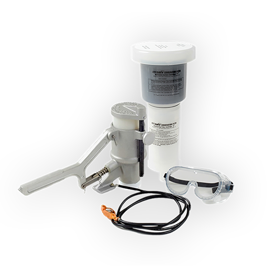 Aerosolv<sup>®</sup> Aerosol Can Disposal System