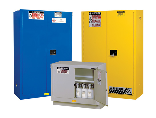 Gentil Custom Safety Cabinets