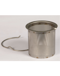 Flame Arrester replacement for liquid Disposal Safety Cans, Stainless Steel - #11406