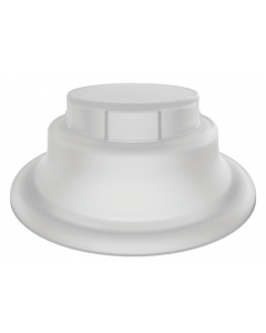 Adapter for Carboy Cap, Closed, 120mm - #12877