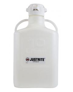 Carboy, 10 L, High Density Polyethylene (HDPE), 83mm cap - #12909