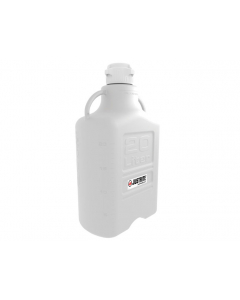 Carboy, 20 L, High Density Polyethylene (HDPE), 83mm cap - #12910