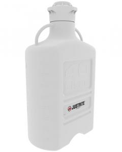 Carboy, 40 L, High Density Polyethylene (HDPE), 120mm cap - #12912
