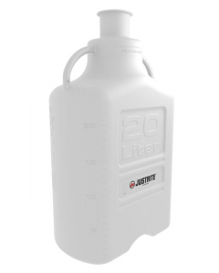 """Carboy, 20 L, Polypropylene (PP), with 3"""" Sanitary Neck - #12936"""