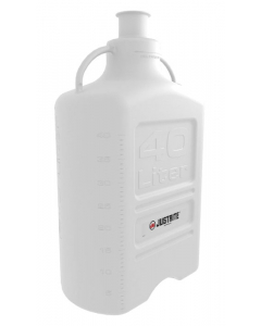 """Carboy, 40 L, Polypropylene (PP), with 3"""" Sanitary Neck - #12937"""