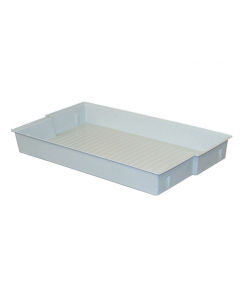 Polypropylene Tray for Shelf No. 22630 or 30 Gallon, 30 and 90 Minute EN Safety Cabinets - #22632