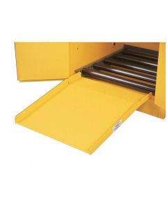 Drum Ramp for all safety drum cabinets - #25932