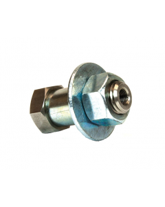 Pass-through Valve can be used on the top, side or back of any safety cabinet - #25968