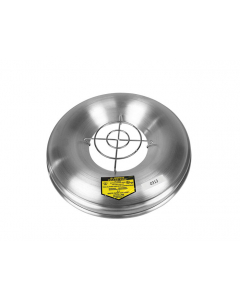 Aluminum Head With Grill Guard For Cease-Fire®  Ash and Butt Receptacle - #26265