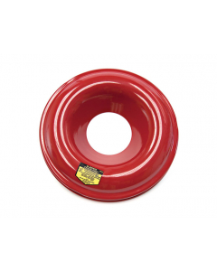 Steel Head for use with Cease-Fire® Waste Receptacle Safety Drum Can, 12/15 gallon, Red - #26312