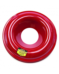 Steel Head for use with Cease-Fire® Waste Receptacle Safety Drum Can, 30 gallon, Red - #26330