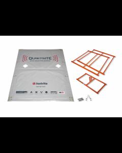 QuietSitePremium Sound Barrier Kit, 4'X6' Panel - #26462KT