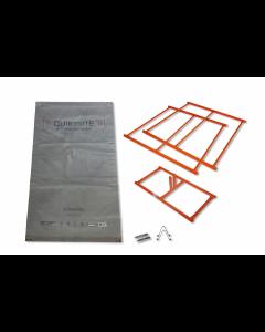 QuietSitePremium Sound Barrier Kit, 4'X8' Panel - #26466KT
