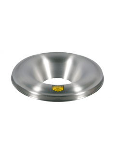 Aluminum Head For Use With Cease-Fire® Waste Receptacle Safety Drum Can, 12 and 15 Gallon - #26512