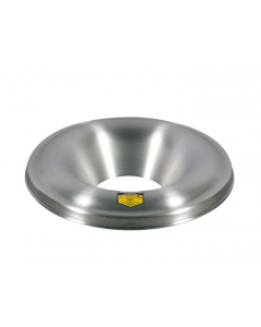 Aluminum Head For Use With Cease-Fire® Waste Receptacle Safety Drum Can, 30 Gallon - #26530