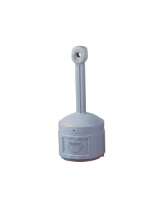Original Smoker's CeaseFire® Outdoor Ashtray,4 gallon,Polyethylene.