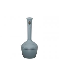 Elite Smoker's CeaseFire® Outdoor Ashtray, 4 gallon, polyethylene, Cool Gray - #268501