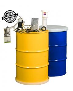 Aerosolv® 7000XL Dual-Compliant Aerosol Can Recycling System - #28231