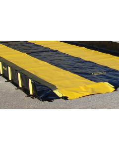 TRACK RUNNER,  3'W x 6'L, YELLOW - #28334
