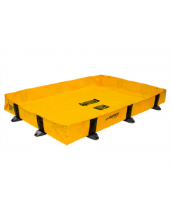 RIGID-LOCK QUICKBERM® LITE, 4'W x 8'L x 8