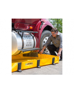 RIGID-LOCK QUICKBERM® LITE, 8'W x 10'L x 8