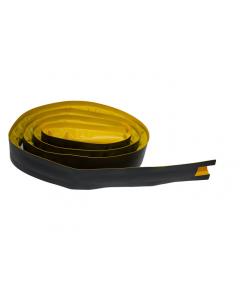 Make-A-Berm, Straight Section, 6 inch High x 5 Feet Long, 2 per Box - #28488