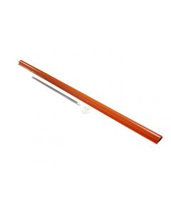 Make-A-Berm, Heavy Duty Straight Section, 1.5 inch High x 12.5 Feet Long - #28490