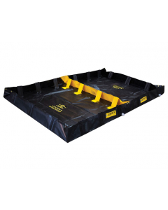 DECON QUICKBERM®, 2-Zone, 6'W x 10'L x 8