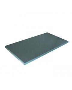 ChemCor® SpillSlope® Steel Shelf for 19 Gallon Under Fume Hood Safety Cabinet - #29930