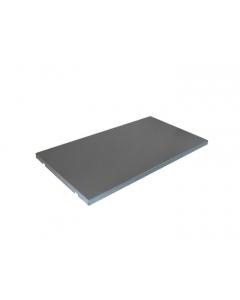 ChemCor® SpillSlope® Steel Shelf for 23 Gallon Under Fume Hood Safety Cabinet - #29940