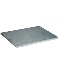 "SpillSlope® Steel Shelf for 90 gallon (43""W) safety cabinet - #29945"
