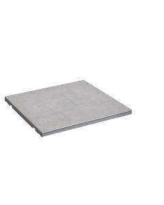 "SpillSlope® Steel Shelf for 15 gallon (24""W) Under Fume Hood safety cabinet - #29950"