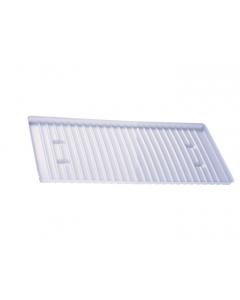 "Polyethylene Sump Liner fits inside bottom sump of 19 gallon (30""W) Under Fume Hood safety cabinet - #29986"