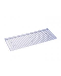 "Polyethylene Sump Liner fits inside bottom sump of 31 gallon (48""W) Under Fume Hood safety cabinet - #29987"