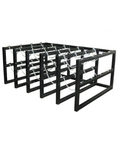 5W x 4D Gas Cylinder Storage Rack | For 20 Cylinders- #35182