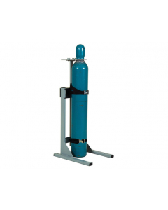 Gas Cylinder Mobile Stand, 1 Cylinder Capacity - #35286