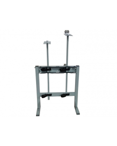 Gas Cylinder Mobile Stand, 2 Cylinder Capacity - #35292