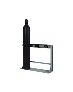 Gas Cylinder Stand, 3 Cylinder Capacity, Steel - #35294