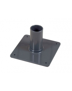 Lecture Bottle (LB) Gas Cylinder Holder, 1 Cylinder Capacity, Bench Mount - #35316