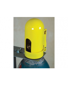 Safety Snap Cap for Gas Cylinders, High Pressure-Fine Thread - #35358