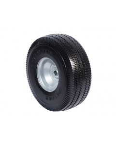 Flat-Free Wheel for Gas Cylinder Hand Trucks, 10.5 Inch - #35378