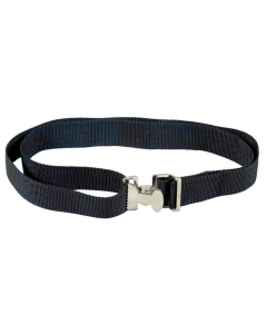 Polypropylene Strap Assembly with Steel Buckle, 54 Inch Long - #35406