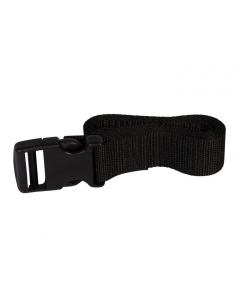 Polypropylene Strap Assembly with Nylon Buckle, 54 Inch Long - #35410